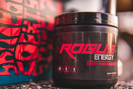 ab55477d4a2a Amazon.com  Rogue Energy - Gaming Drink for Hours of Energy   Focus ...