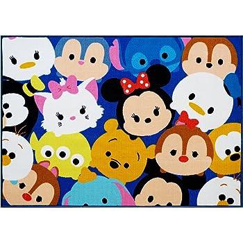 Amazon Com Disney Tsum Tsum Rug Collage Hd Digital Kids