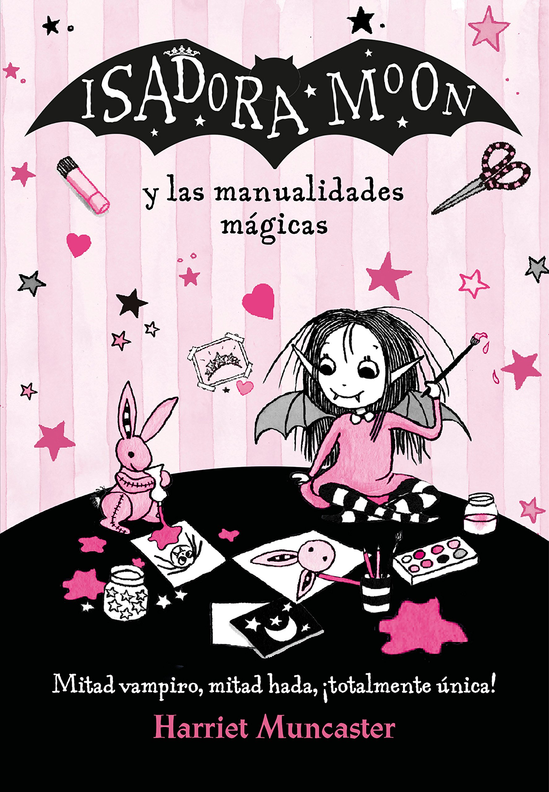 Isadora Moon y las manualidades mágicas / Isadora Moon and Magical Arts and  Crafts: Amazon.de: Harriet Muncaster: Fremdsprachige Bücher
