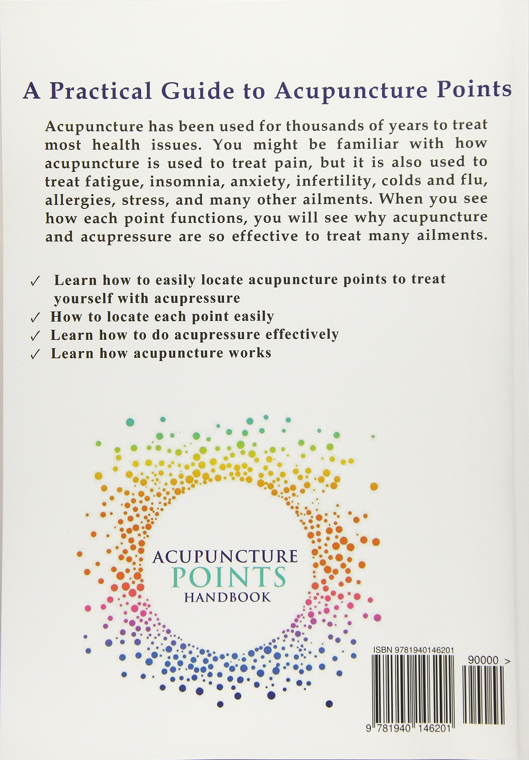 Acupuncture Points Handbook: A Patient's Guide to the Locations and  Functions of over 400 Acupuncture Points (Natural Medicine): Deborah  Bleecker: ...