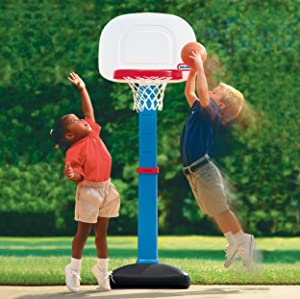 Little Tikes Easy Score Basketball Set (3 Balls)