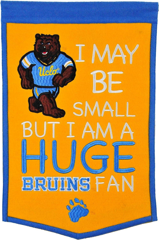 NCAA UCLA Bruins Lil Fan Banner