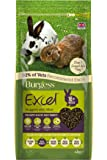 Excel Burgess Nuggets with Mint Adult Rabbit Food 4 kg