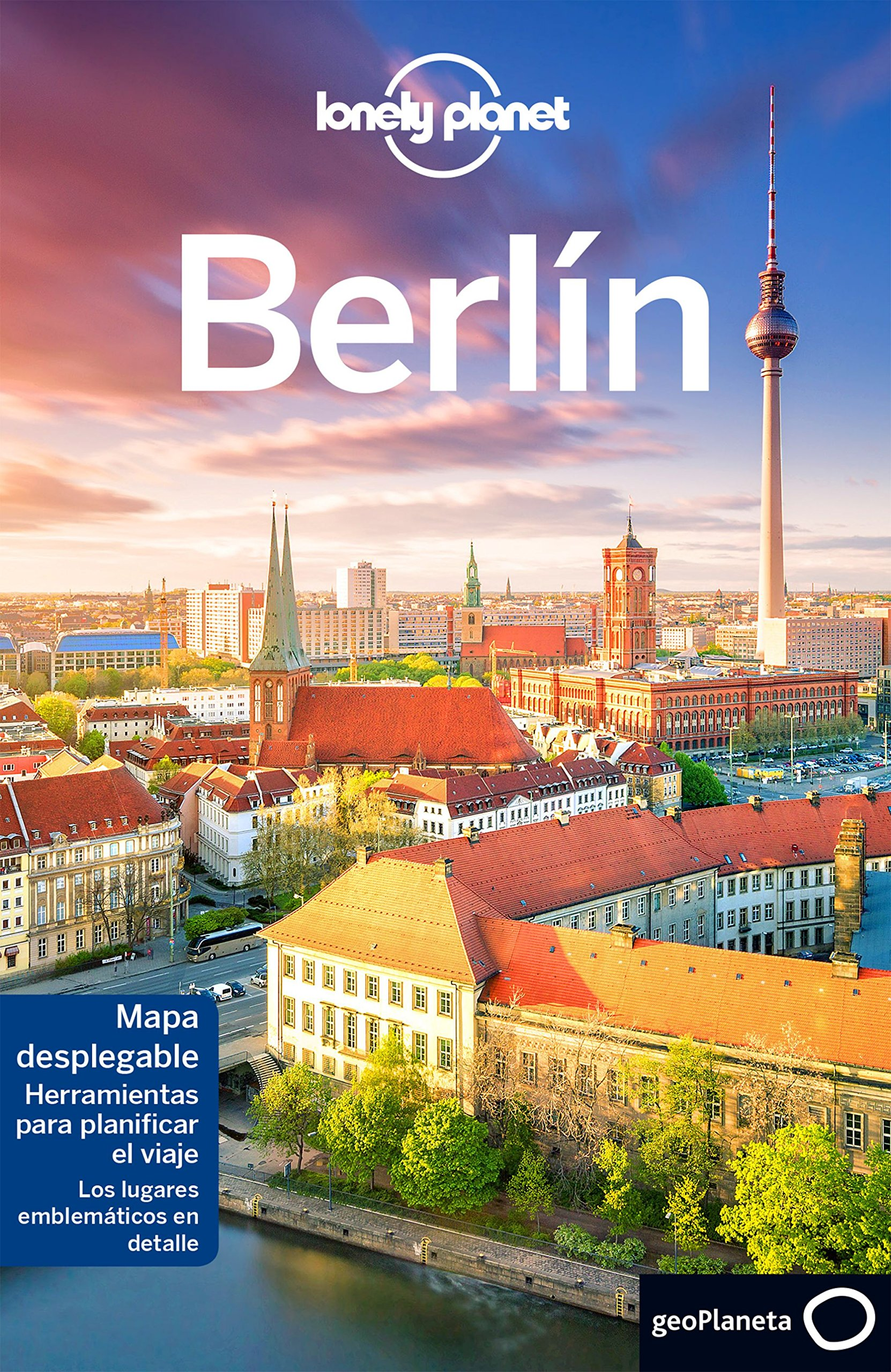 Download Lonely Planet Berlin (Travel Guide) (Spanish Edition) pdf epub