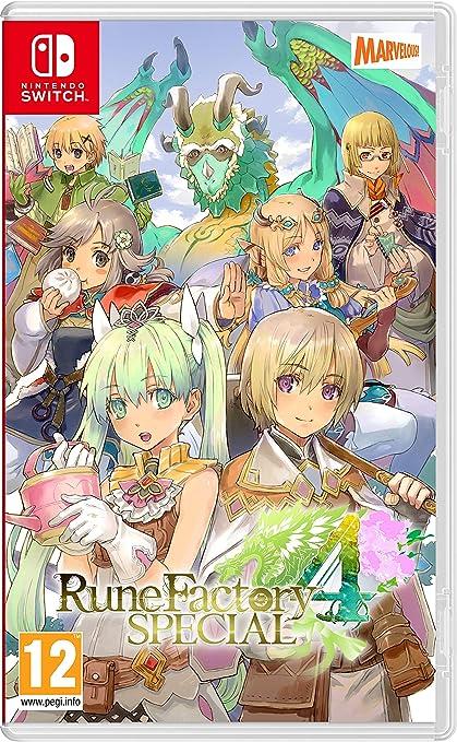 Rune Factory 4 Special: Amazon.es: Videojuegos