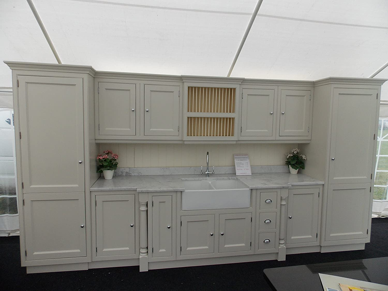 Amazon.de: Küche Einheiten Küche Wohnwand 300 mm W, 1 Tür mit Ablage ...