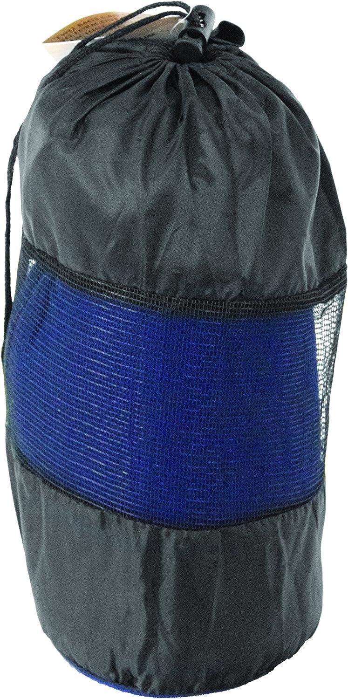 Texsport Ultra-Light Fleece Sleeping Bag or Sleeping Bag Liner Blanket with Carry Storage Bag