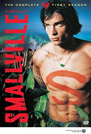 Amazon com: Smallville: Season 1: Tom Welling, Kristin Kreuk