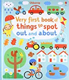 Very First Book of Things to Spot: Out and About Watt, Fiona、 Barker, Stephen