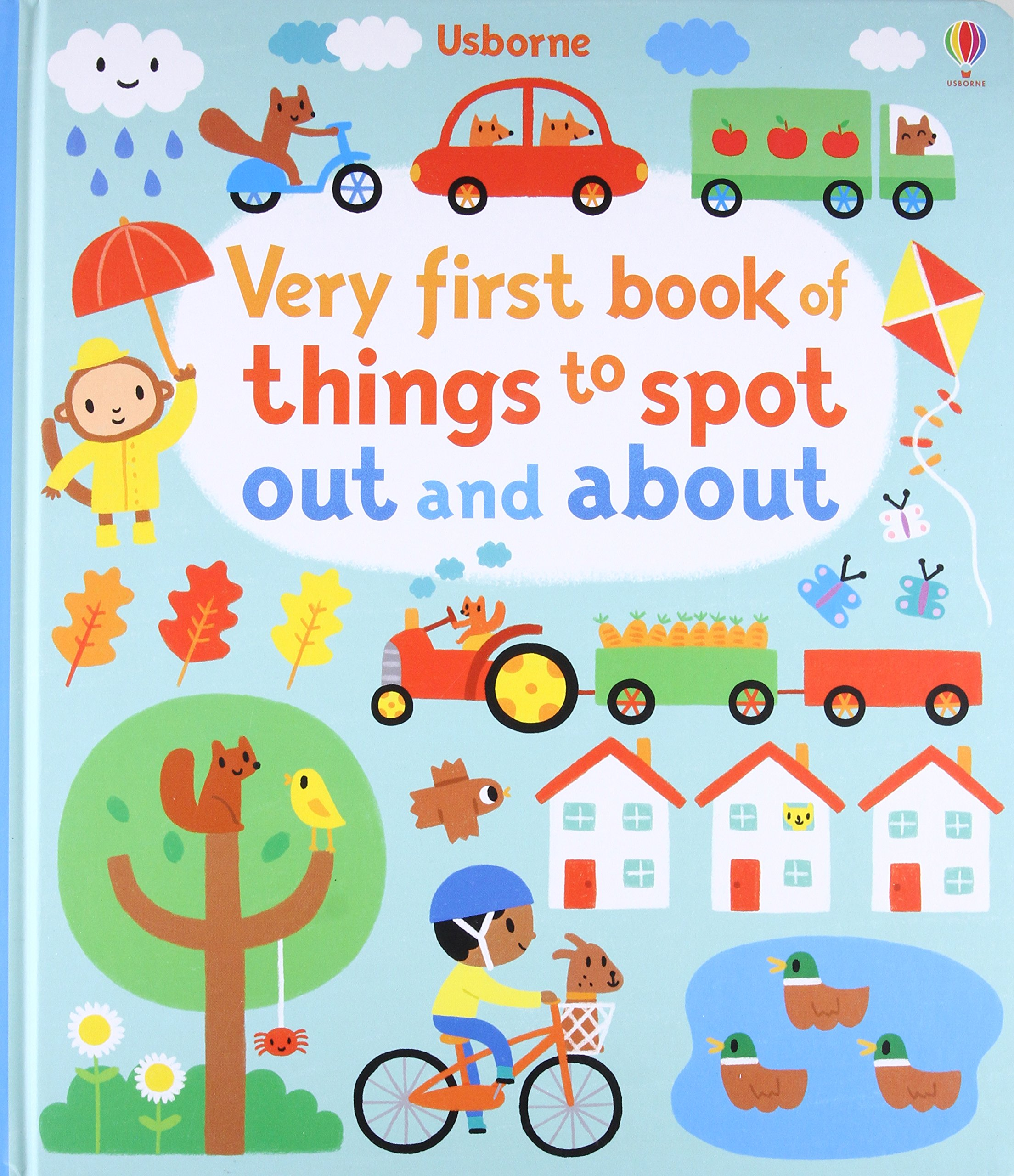 Read Online Very First Book of Things to Spot: Out and About (Baby's Very First) pdf