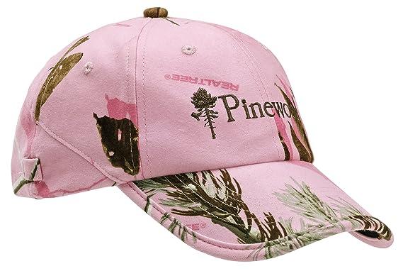 Pinewood Camo - Gorra de Caza para Mujer, Color Rosa (APC Pink ...
