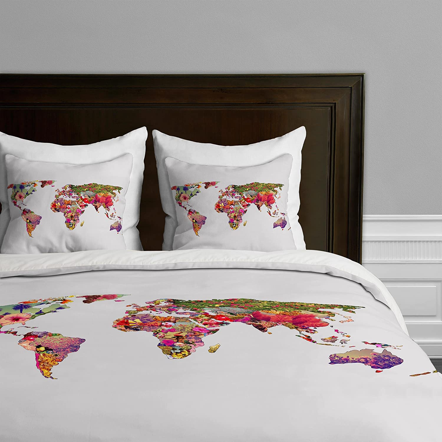 Amazon deny designs bianca green its your world duvet cover amazon deny designs bianca green its your world duvet cover queen home kitchen gumiabroncs Image collections