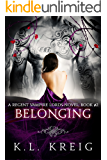 Belonging (A Regent Vampire Lords Book 2)