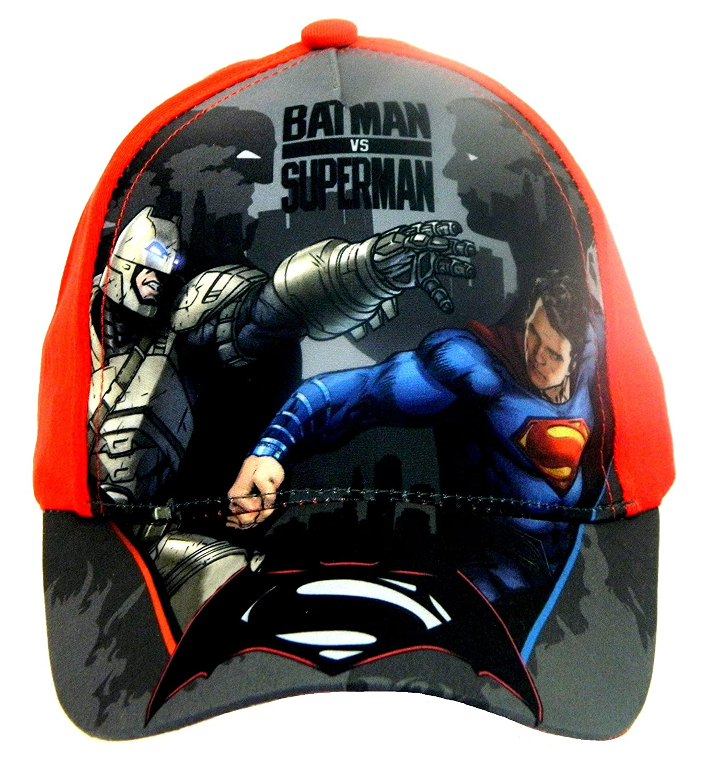 Marvel Official Kids Boys Girls Childrens Disney Spiderman Star Wars Batman Superman And Baseball Caps Summer