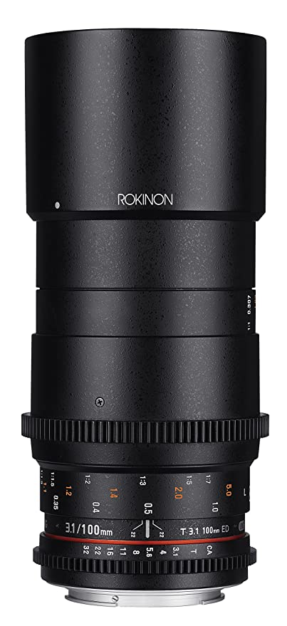 Review Rokinon Cine DS 100mm