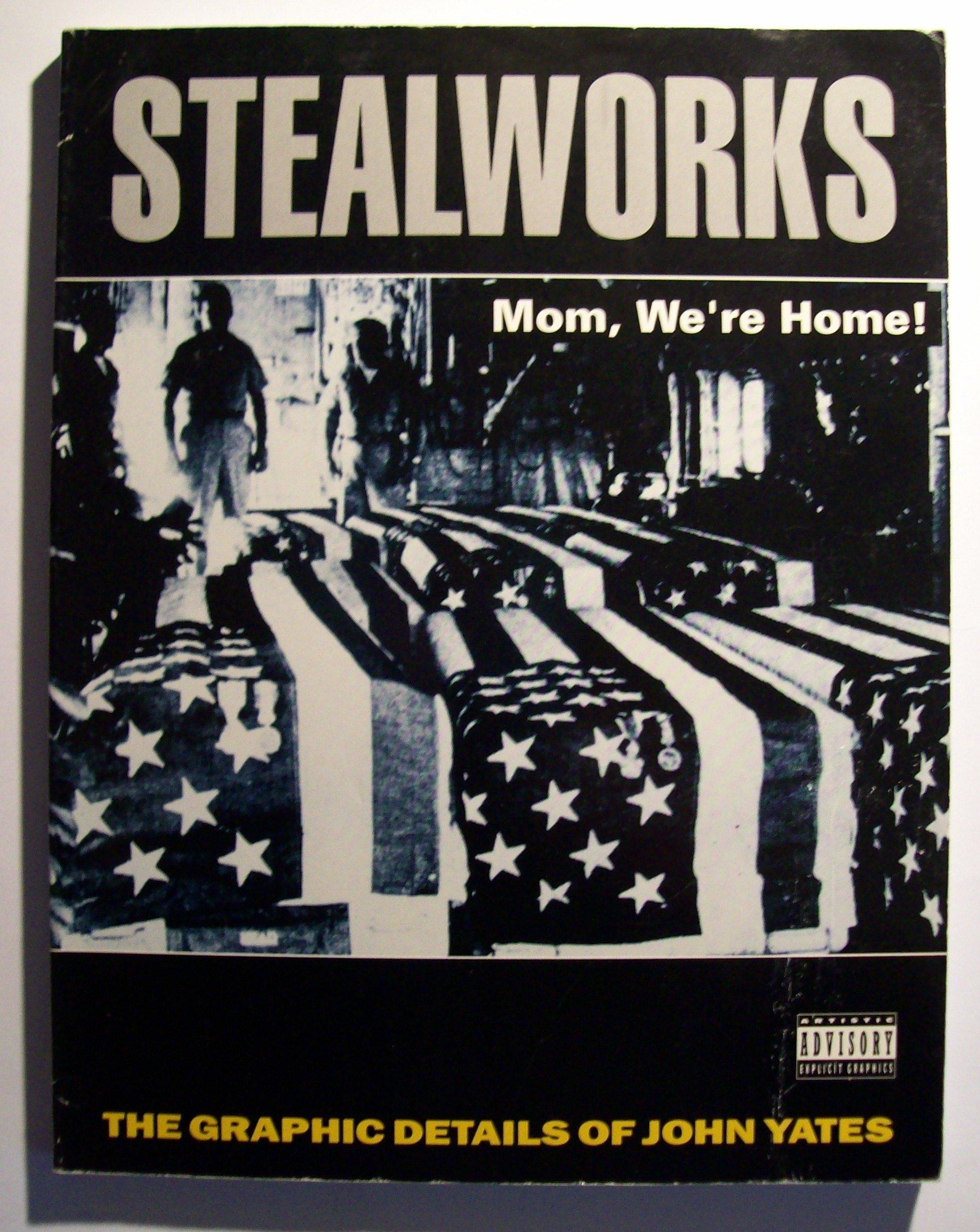 Download Stealworks pdf epub