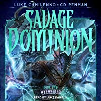 Wyrmshard: Savage Dominion Series, Book 2
