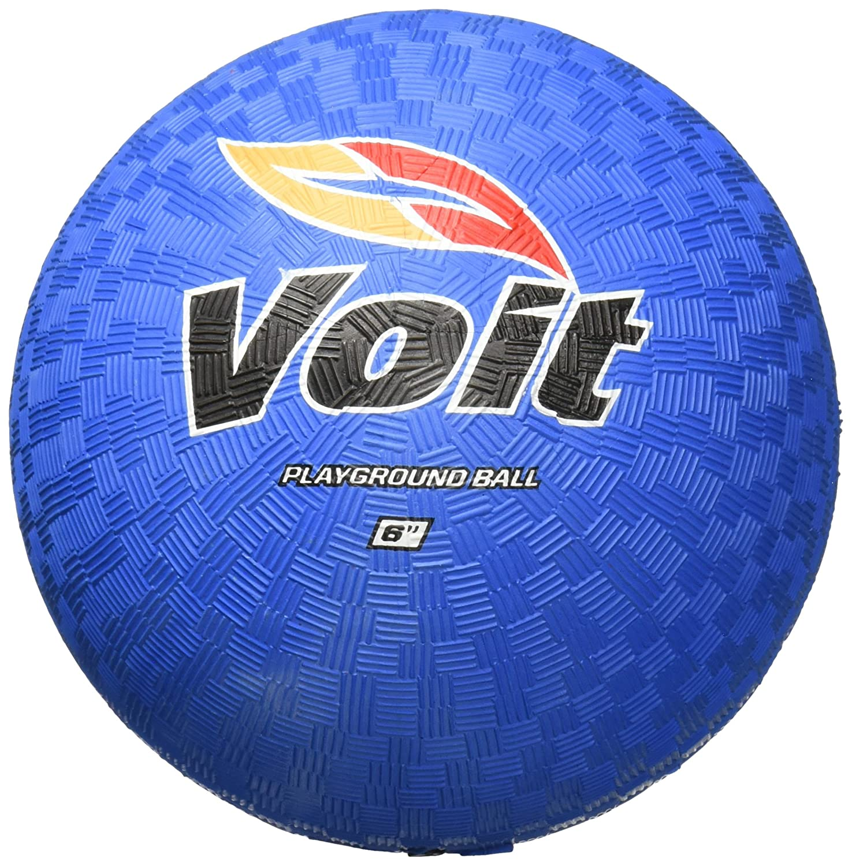 Voit Voit 遊戯用ボール ブルー B001G1I2J8 6 in.|ブルー ブルー 6 6 in., サエキグン:c6554305 --- lembahbougenville.com