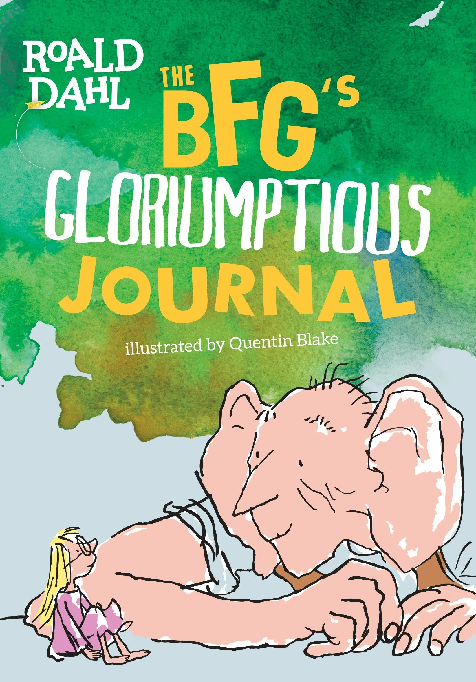 Download The BFG's Gloriumptious Journal PDF