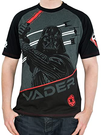 1b2838b68 Star Wars Mens Star Wars Darth Vader T-Shirt XX-Large: Amazon.co.uk:  Clothing