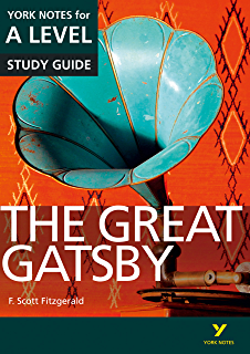 Amazon the great gatsby blooms modern critical the great gatsby york notes for a level york notes advanced fandeluxe