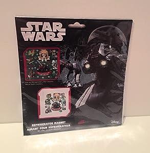 Disney Holiday Joy Refrigerator Magnet - Star Wars