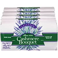 Cashmere Bouquet Bar Soap Lavender 4 x 100g