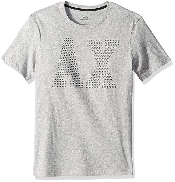 Amazon.com: Camiseta con logotipo de la marca Armani ...