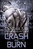 Crash And Burn (Cyborg Sizzle Book 3)