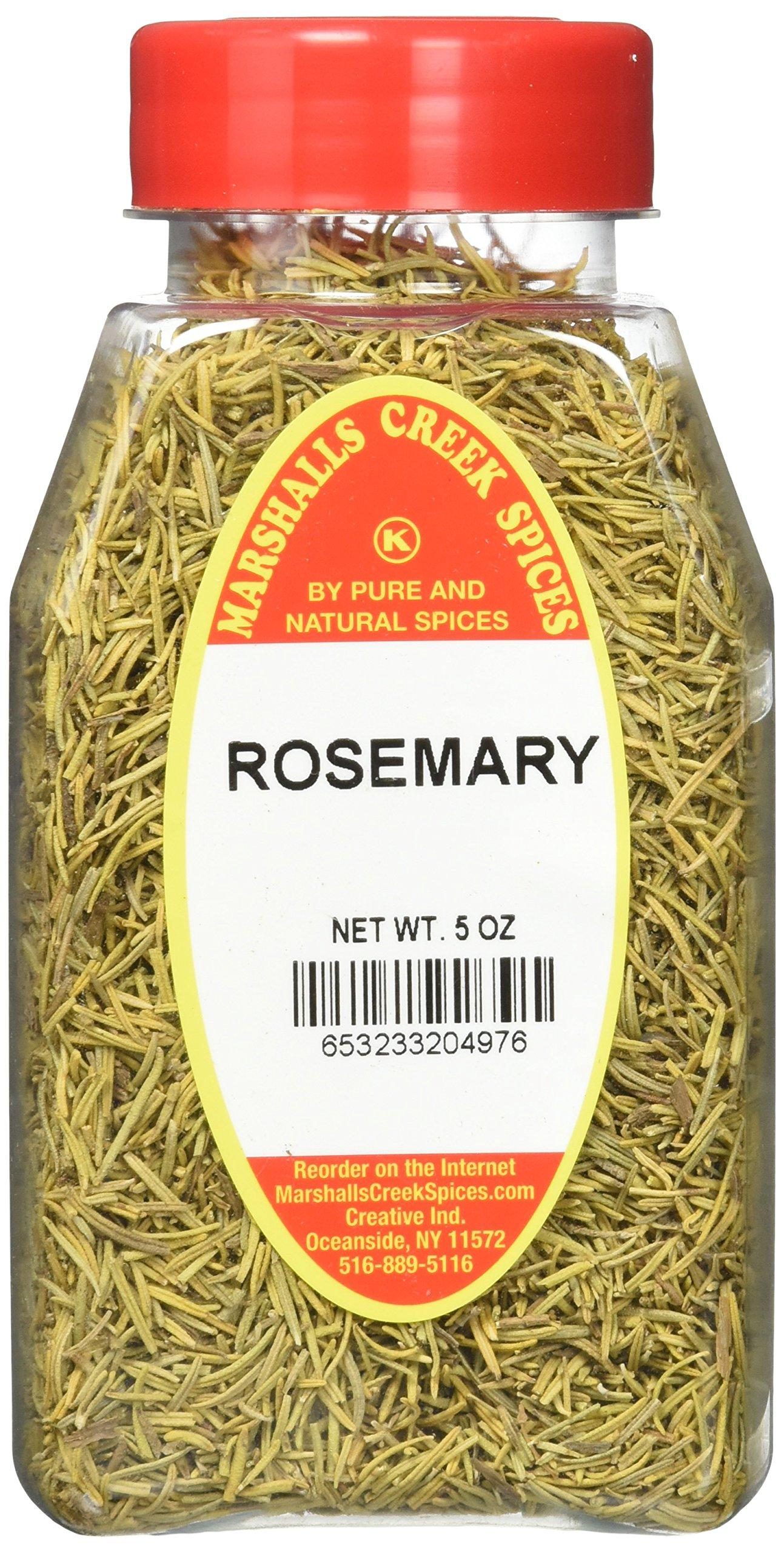 Marshalls Creek Kosher Spices ROSEMARY 5 oz