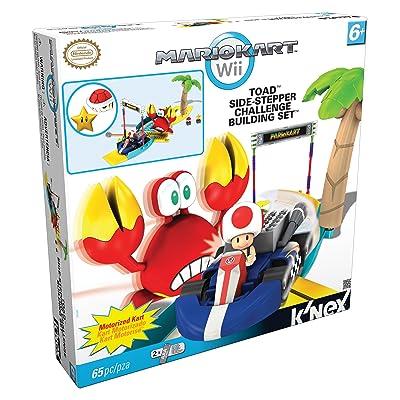 Nintendo Toads Side-Stepper Challenge Building Set: Toys & Games
