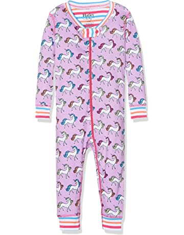 0ad766bd9 Hatley Baby Girls' Organic Cotton Sleepsuits