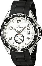 Time Force TF3327M02 - Reloj Caballero, color negro