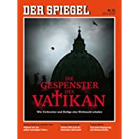 DER SPIEGEL 21/2018: Die Gespenster des Vatikan