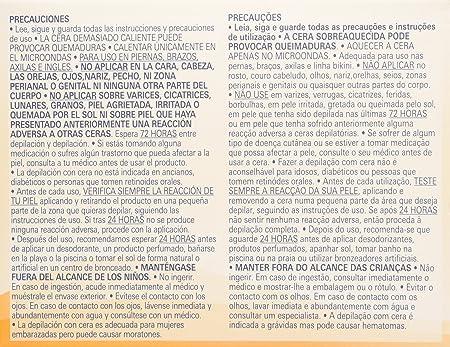 Veet Tarro Cera Depilatoria Tibia Profesional con Cera Natural de Abeja - 300ml: Amazon.es: Salud y cuidado personal
