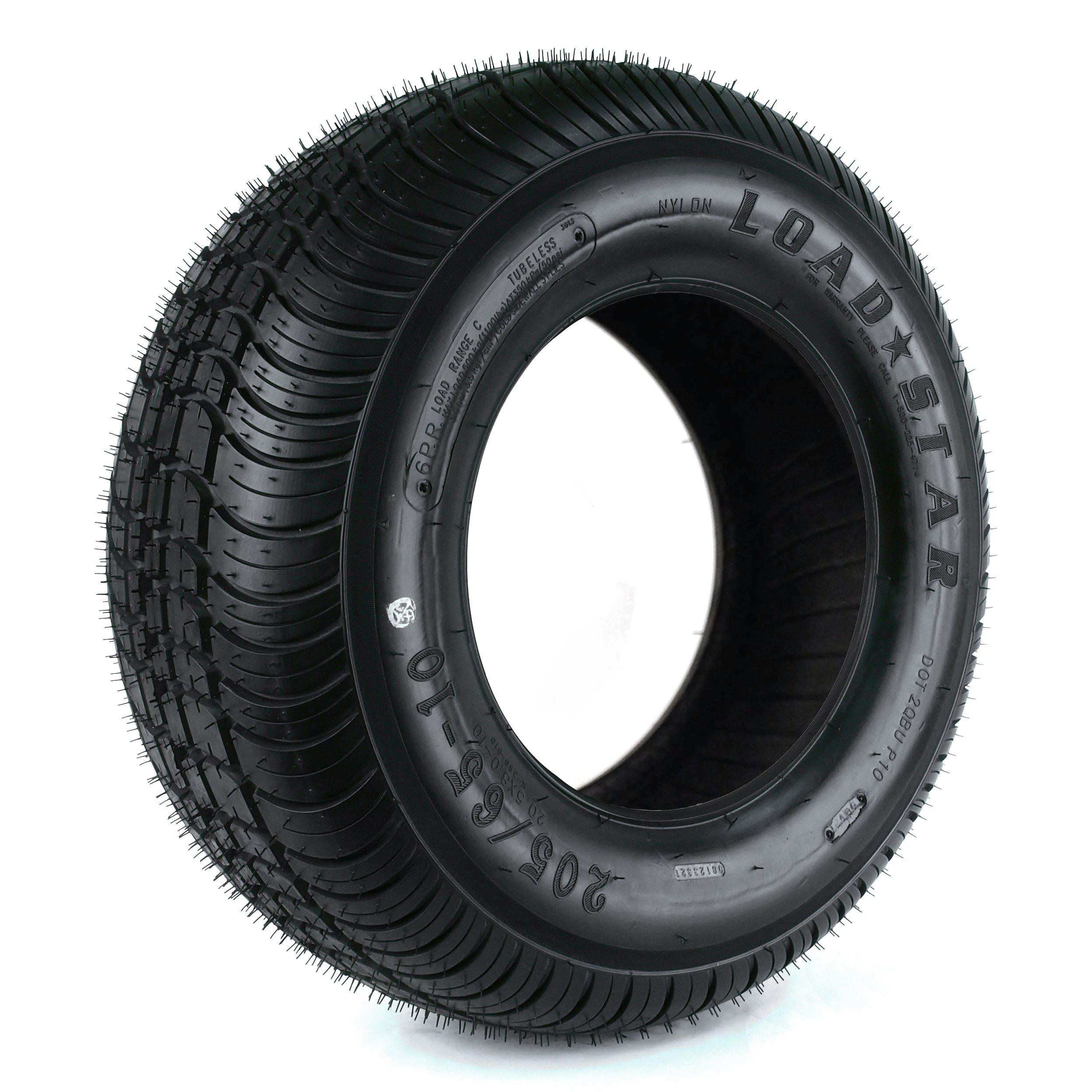 Kenda Loadstar Bias Trailer Tire - 205/65-10 55C
