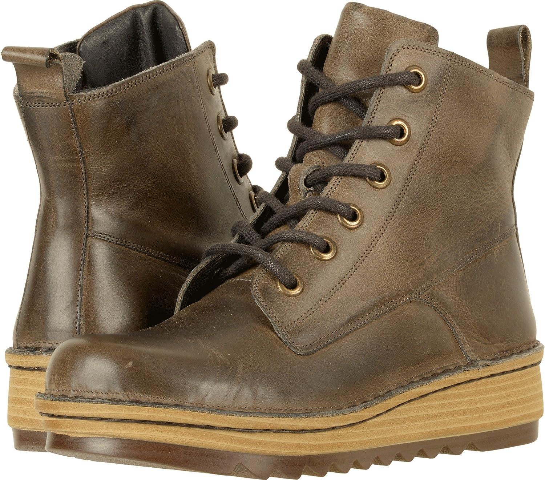 NAOT Women's Gazania Ankle Boot B01N6TBX0K 38 M EU|Vintage Fog Leather