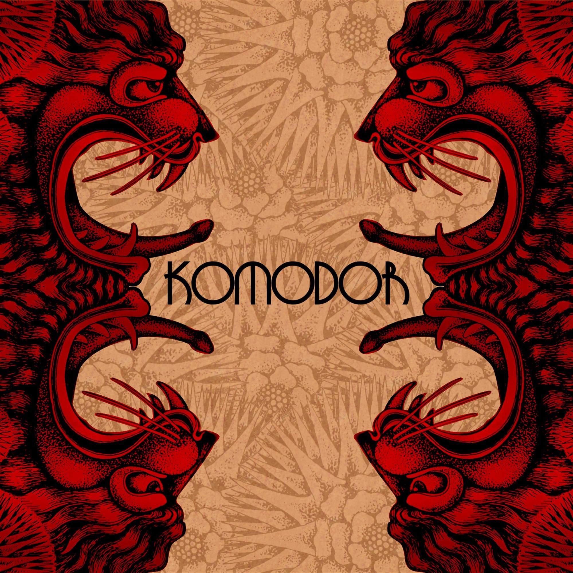 Vinilo : Komodor - Komodor (LP Vinyl)
