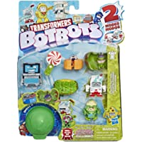 Transformers Toys Botbots Series 2 Spoiled Rottens 8 Pack – Mystery 2-in-1 Collectible Figures! Kids Ages 5 & Up (Styles…