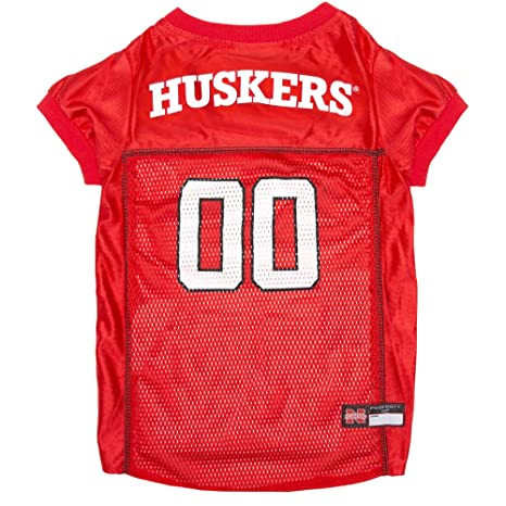 Amazon.com   NCAA NEBRASKA HUSKERS DOG Jersey 2c79697e3
