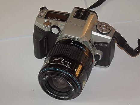 Muy fina SLR Camera Minolta X de 300 – Cámara réflex analógica ...