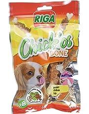 Riga Chick'os Bone's Biscuit pour Chien - Lot de 3