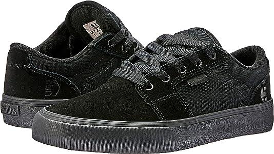 buy popular d8a58 cb280 Barge LS Skate Shoe. Etnies Men s Barge LS Skate Shoe .