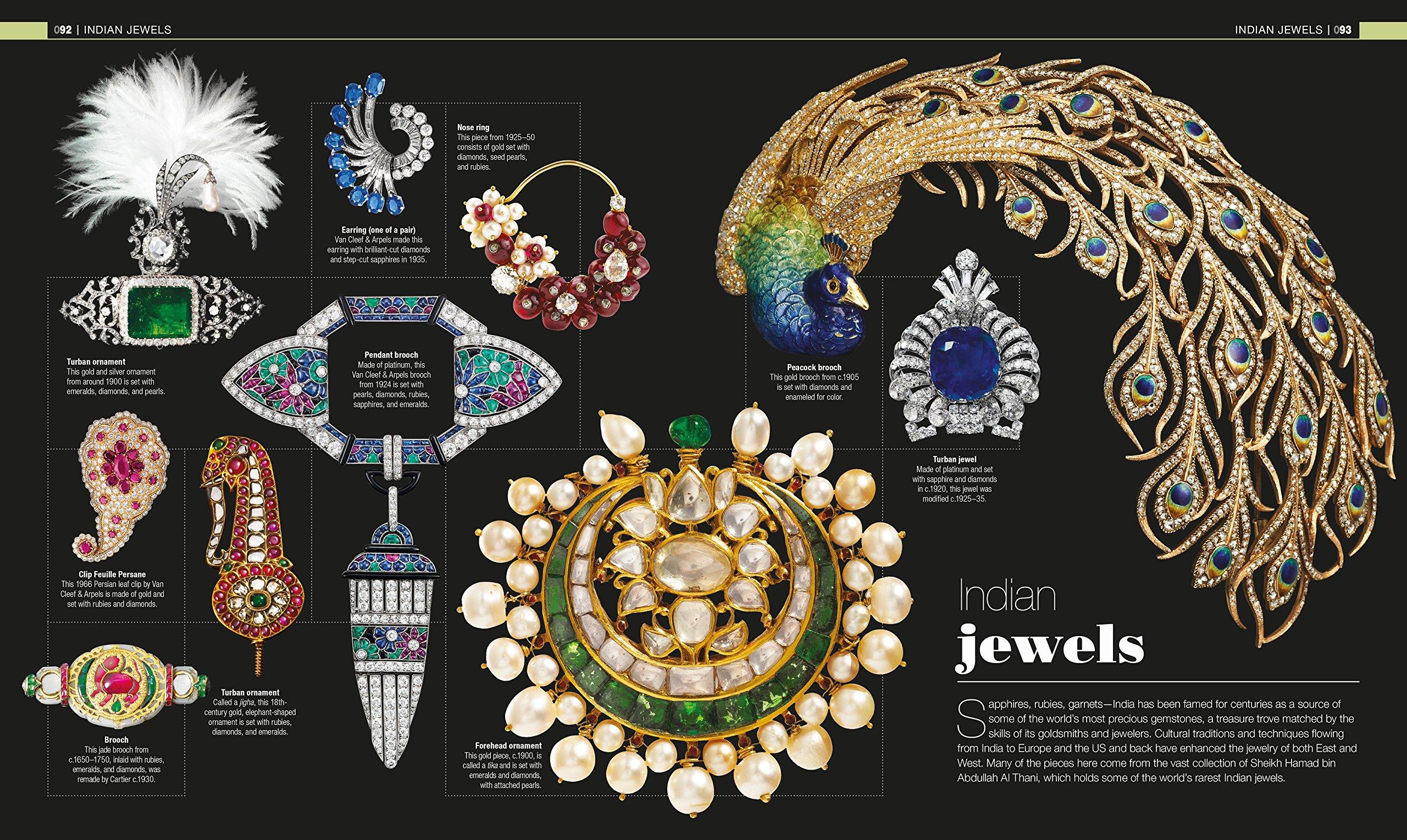 Gem: The Definitive Visual Guide: DK, Aja Raden: 9781465453563: Amazon.com:  Books