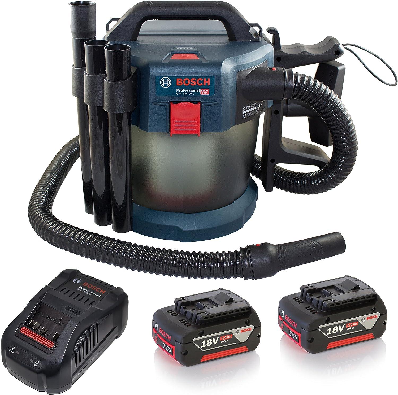 Bosch Professional 06019C6301 Aspirador a Batería, Azul ...