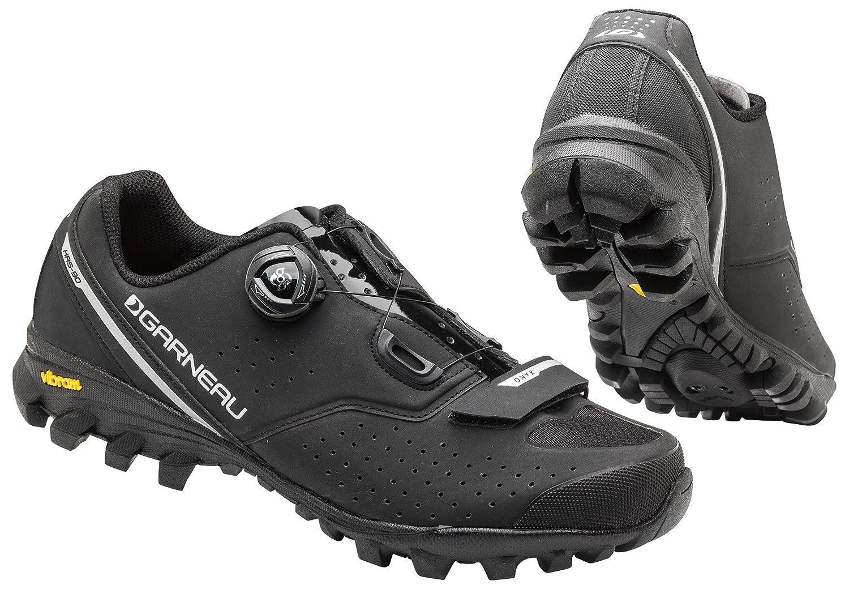 Louis Garneau – Men 's Onyx Enduro Bike靴 B01HHWNRUS 44|ブラック ブラック 44