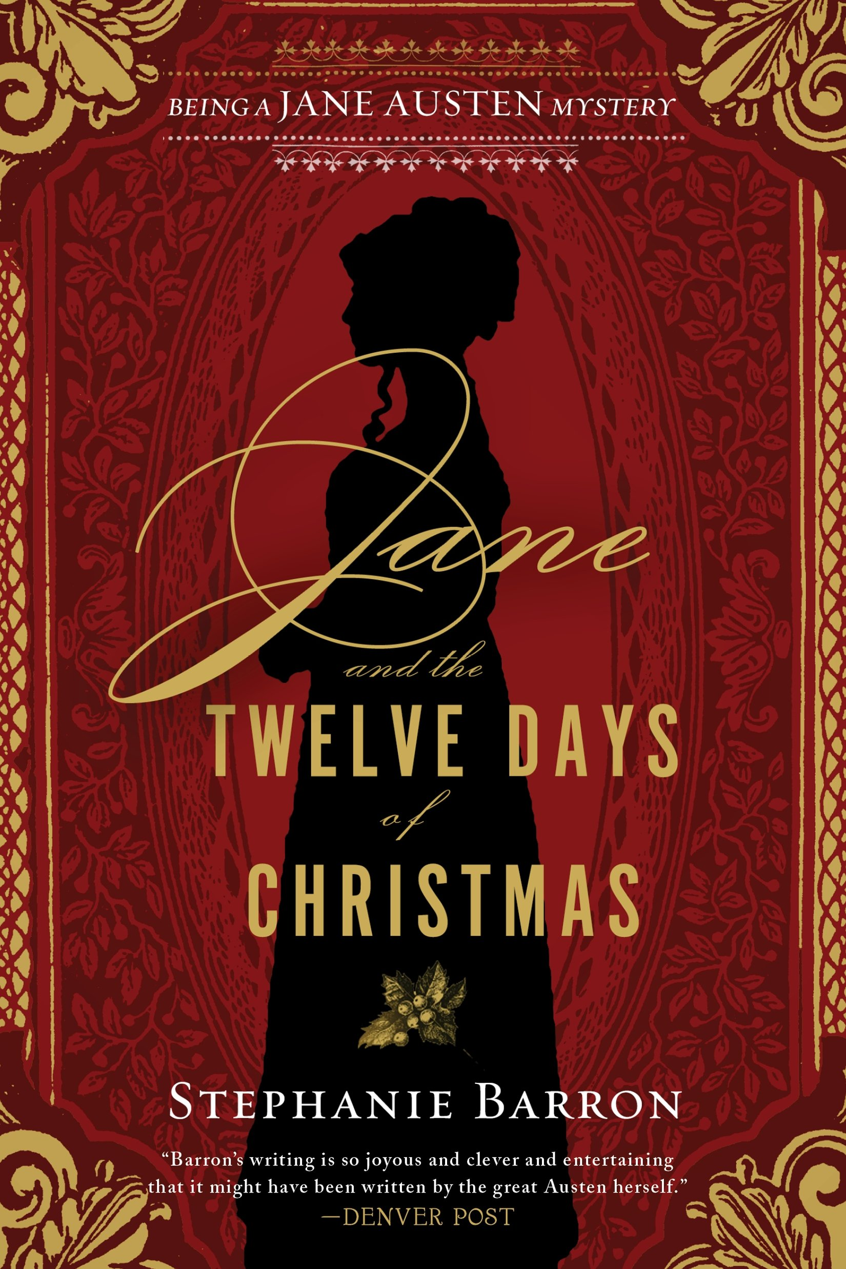 Twelve Christmas Being Austen Mystery product image
