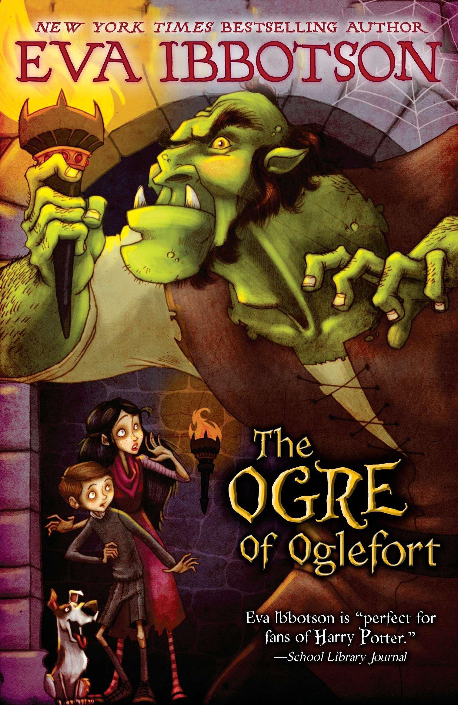 Download The Ogre of Oglefort ebook