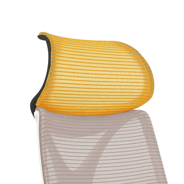 オカムラ オプションパーツ サブリナ  ヘッドレスト ブラックフレーム用 ダークブラウン C8501Y-FSY8 B00YG9EU4I ダークブラウン|ブラックフレーム用 ダークブラウン