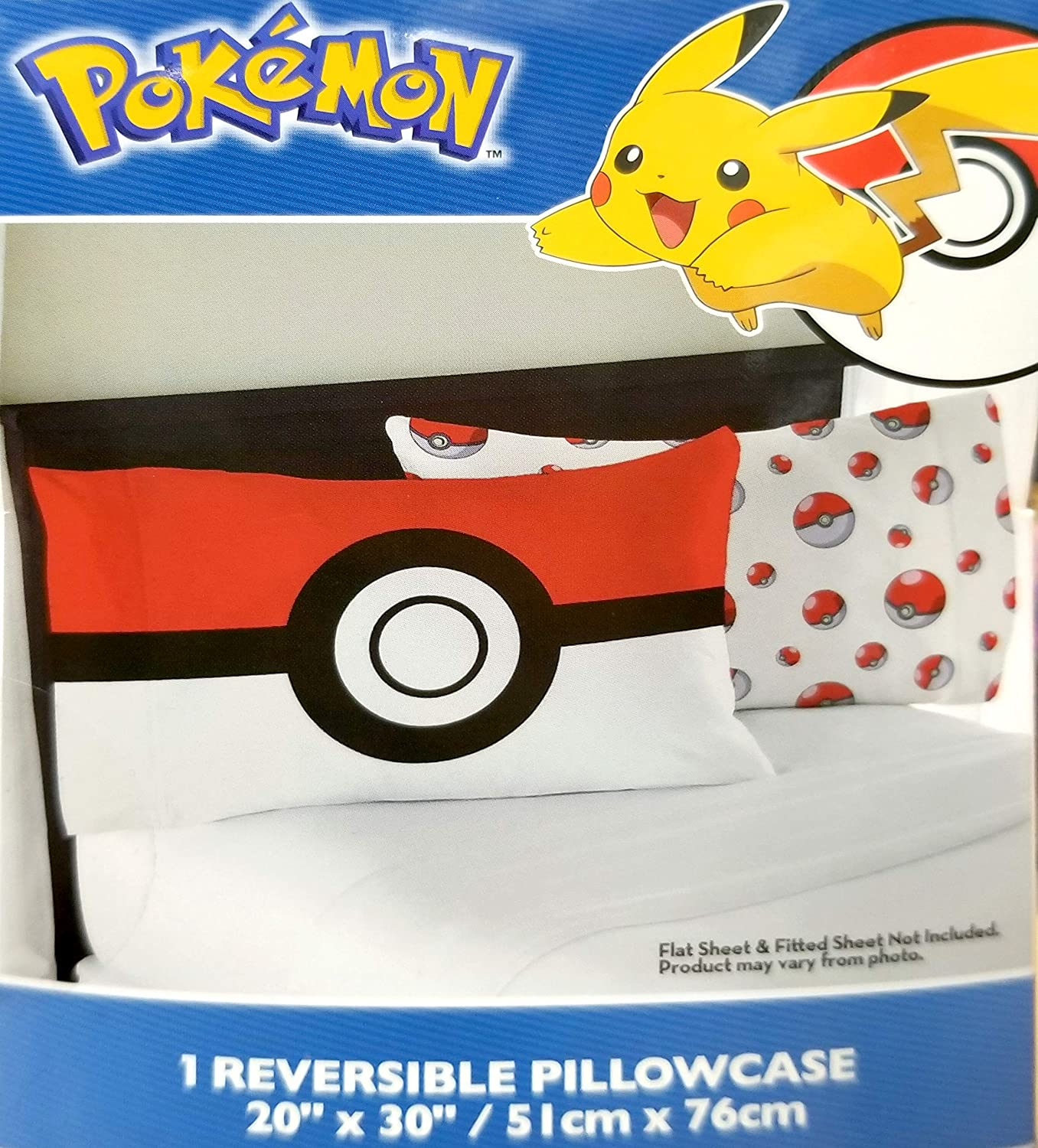 Pokemon® Pillow Case (Standard) franco